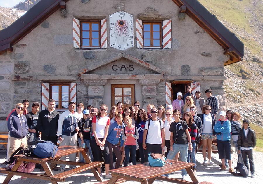 Сказочный отдых и каникулы с пользой в Швейцарии вместе с Les Elfes. Фото - 8