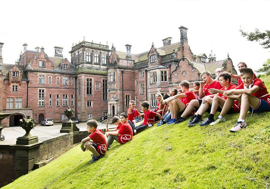Переваги закордонного табору на базі школи-пансіону і університету. Фото - 3