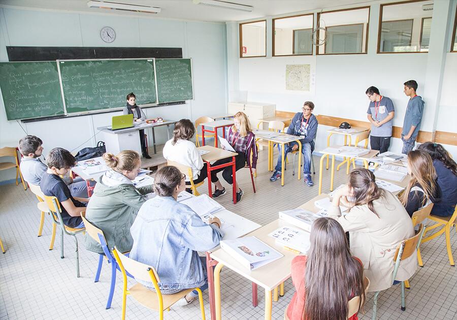 Переваги закордонного табору на базі школи-пансіону і університету. Фото - 10