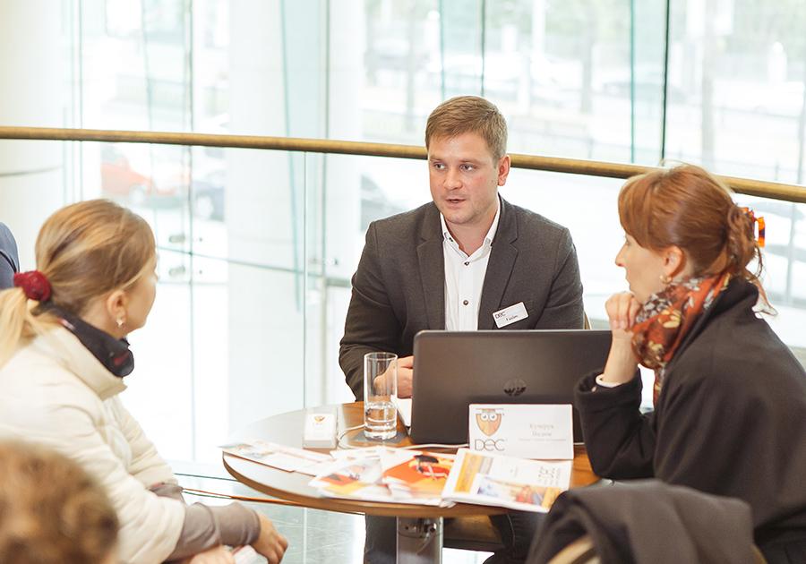 Выстраивая долгосрочные отношения: основные принципы работы компании DEC. Фото - 4