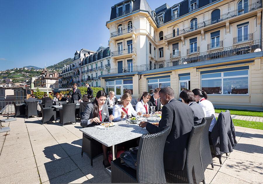 Hotel Institute Montreux: сердце гостеприимства бьется в Швейцарии. Фото - 4