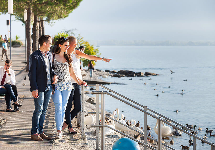 Hotel Institute Montreux: сердце гостеприимства бьется в Швейцарии. Фото - 6