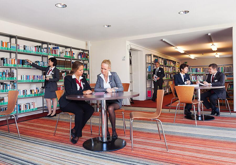 Hotel Institute Montreux: сердце гостеприимства бьется в Швейцарии. Фото - 3