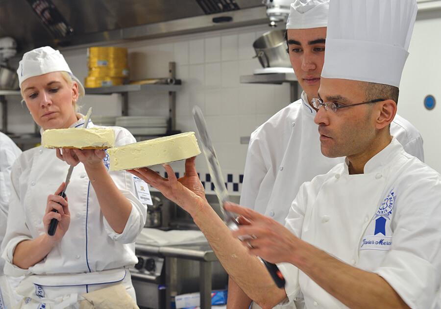 Образование в кулинарной академии Le Cordon Bleu: интервью основательницы кондитерской Leclair. Фото - 3
