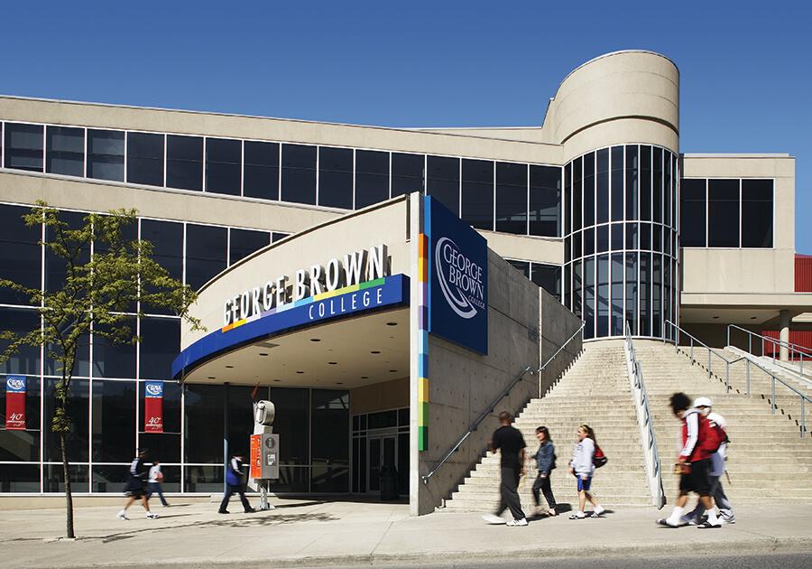 Обучение в Канаде: George Brown College. Фото - 3