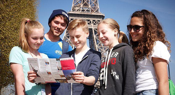 Групповые поездки для школьников в Францию. Фото - 12