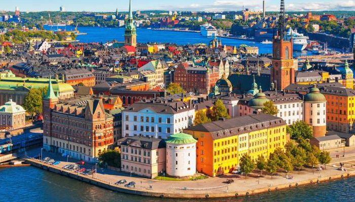 Групові поїздки для школярів в Швецію. Фото - 7