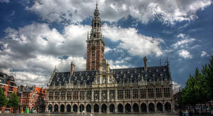 Обучение в Бельгии. Фото - 12
