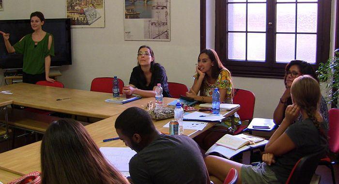 Языковые курсы в Италии. Фото - 8