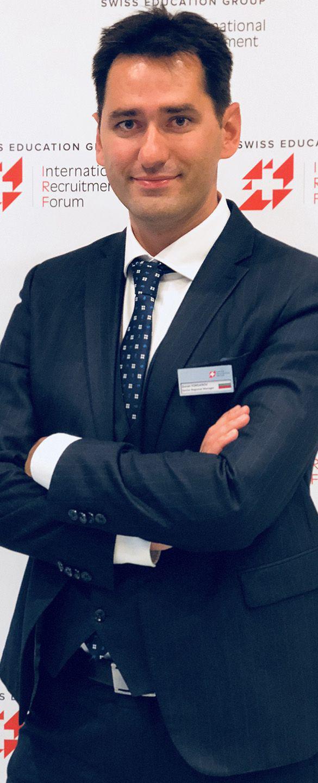 Индивидуальное собеседование с представителем вузов Швейцарии. Фото - 4