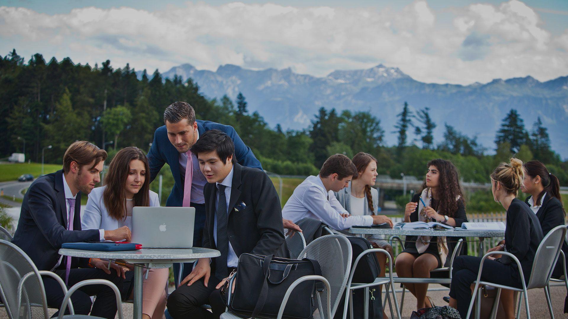 Образовательный вечер «Магистратура в сфере бизнеса в Европе». Фото - 3