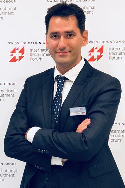 Образовательный вечер в Харькове «Как получить швейцарский диплом и практику в Европе». Фото - 12