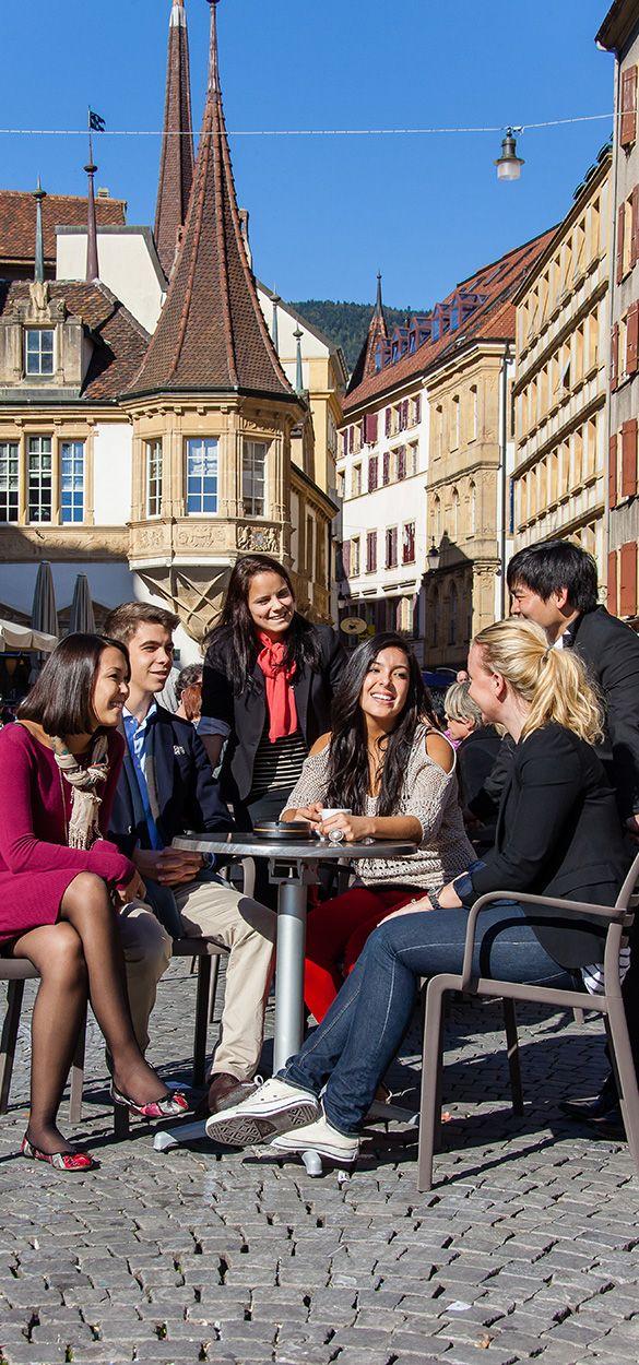 День відкритих дверей по вступу до вузів Великобританії і Західної Європи. Фото - 7