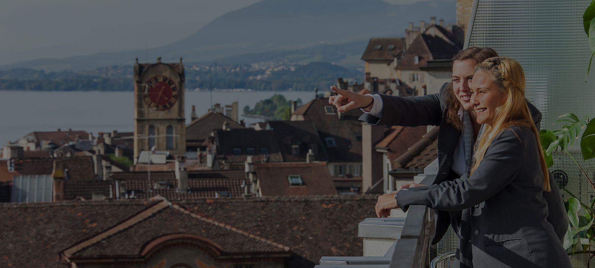День зарубежного образования во Львове «Швейцарский диплом и практика в Европе» . Фото - 3