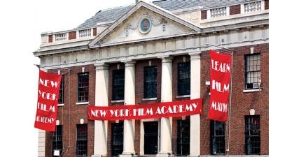 Консультации представительницы New York Film Academy в офисе DEC education. Фото - 4