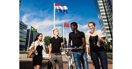 Бизнес-образование в Нидерландах: консультации представителя Hogeschool van Amsterdam. Фото - 5