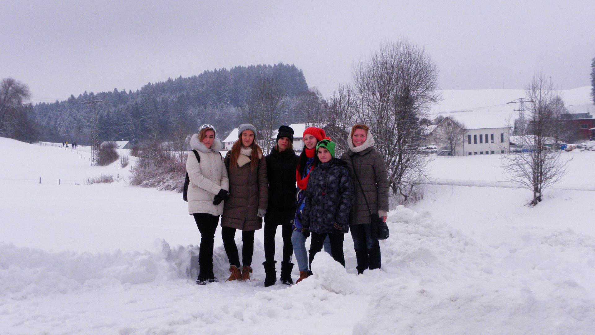 Дневник групповой поездки в Humboldt Institut, Lindenberg. Фото - 3