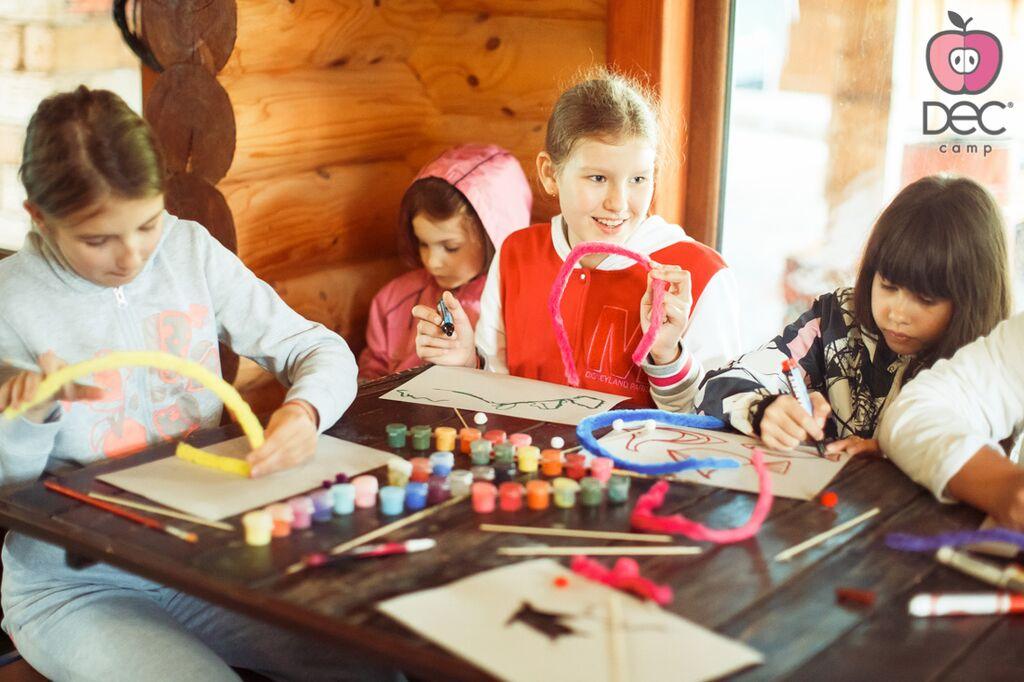 Программа активностей для детей от DEC camp и DEC lab. Фото - 9