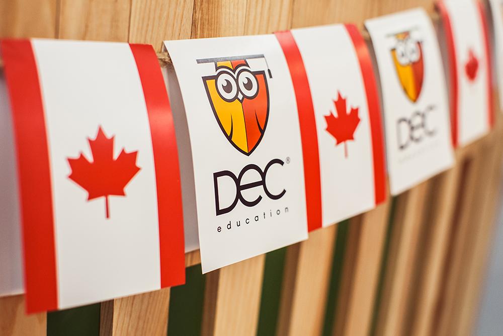 Празднуем 150-летний юбилей Канады с DEC education. Фото - 9