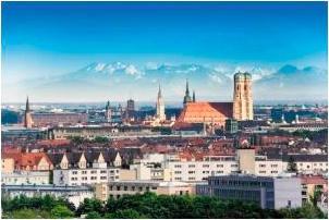 Баварские каникулы с GLS: едем учить немецкий в Мюнхене. Фото - 8