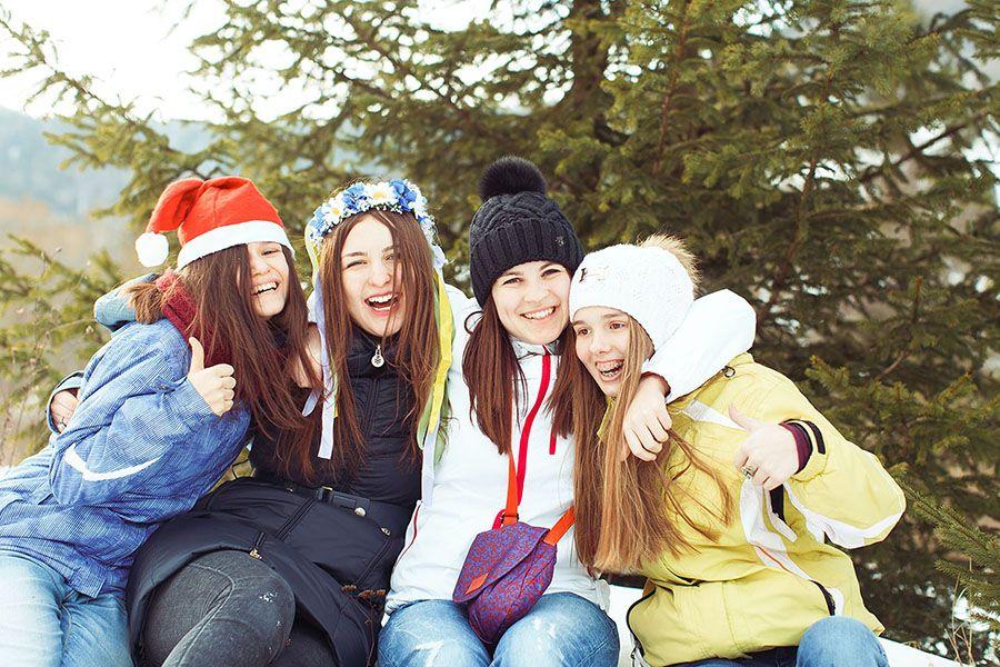 Зимняя программа DEC camp «NextGEN Leader». Фото - 3