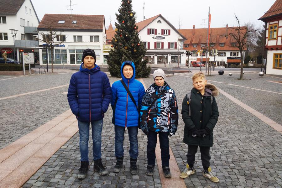 Зимняя групповая поездка в Humboldt-Institut состоялась!. Фото - 4