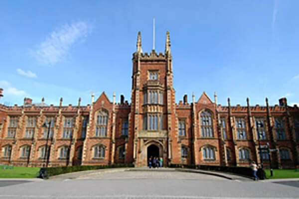 Dec education стало официальным представителем Queen's University Belfast. Фото - 3
