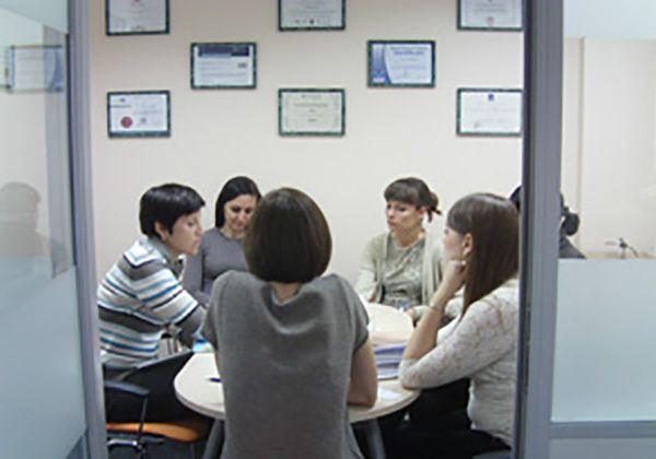 16 ноября состоялась встреча менеджеров DEC education и представителя языковой школы EC. Фото - 3