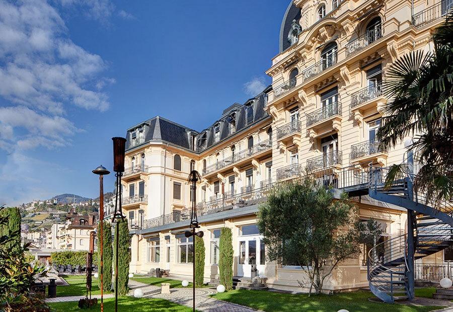 Бесплатные ознакомительные поездки в Hotel Institute Montreux. Фото - 7