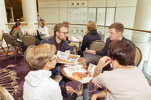 Мартовские встречи с представителями зарубежных школ и вузов. Фото - 7