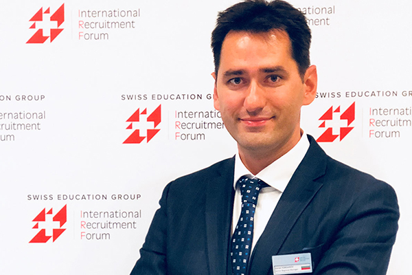 13 апреля – встреча с представителем приемной комиссии вузов Швейцарии. Фото - 3
