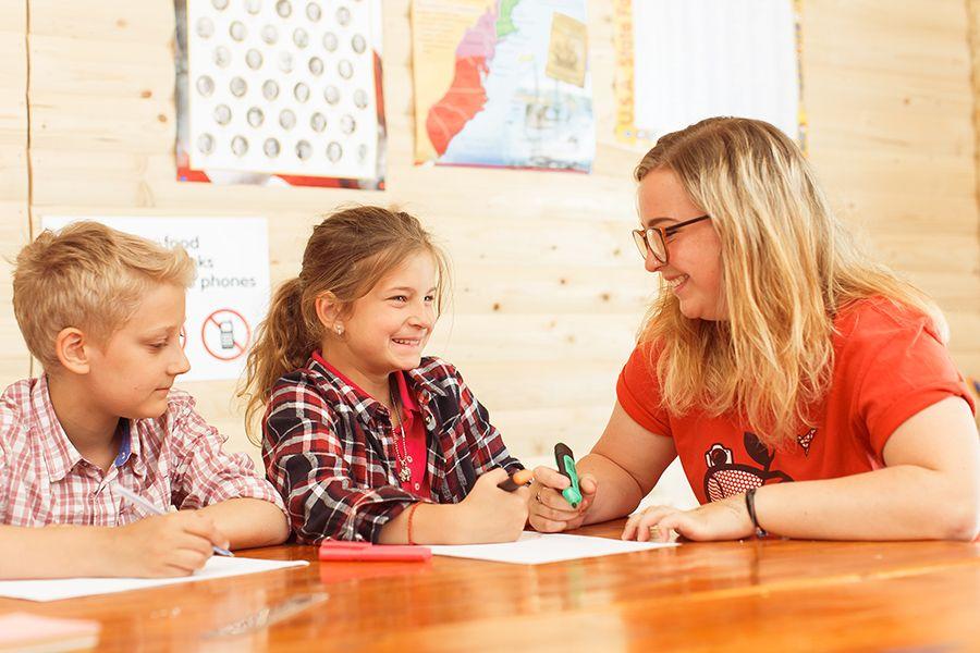 Летние каникулы с DEC camp: влюбляем детей в английский. Фото - 8