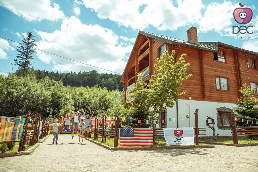 Летние каникулы с DEC camp: влюбляем детей в английский. Фото - 11