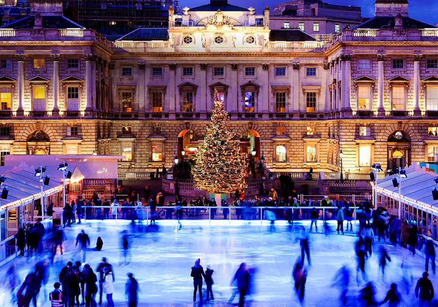 Школа Frances King предлагает изучение английского в Лондоне в рождественский период со скидкой 20% . Фото - 7