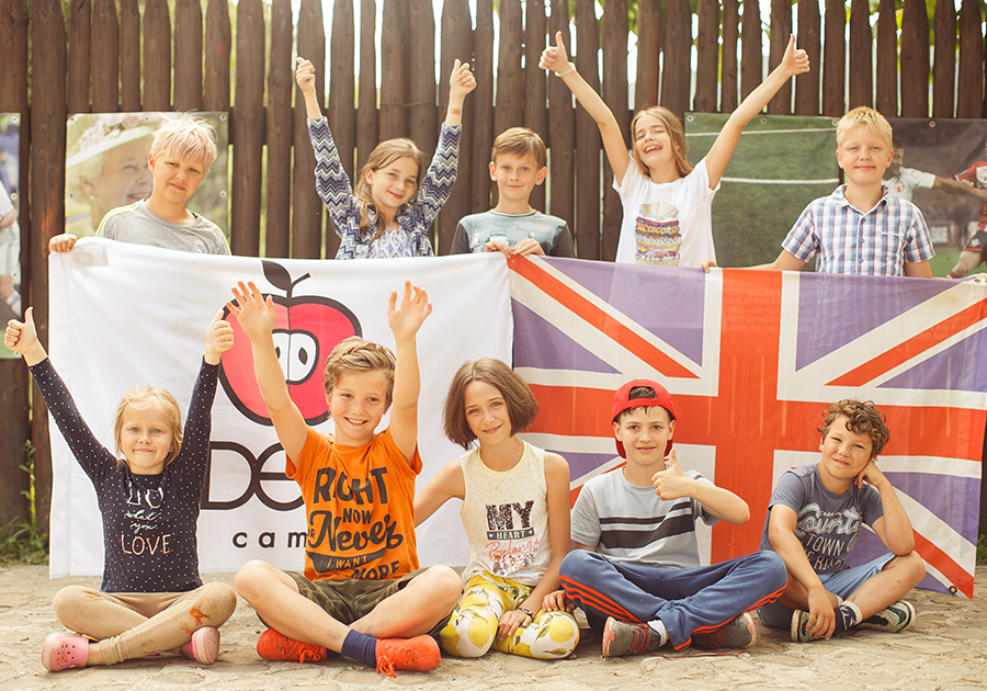 DEC camp: летние каникулы в Карпатах . Фото - 4