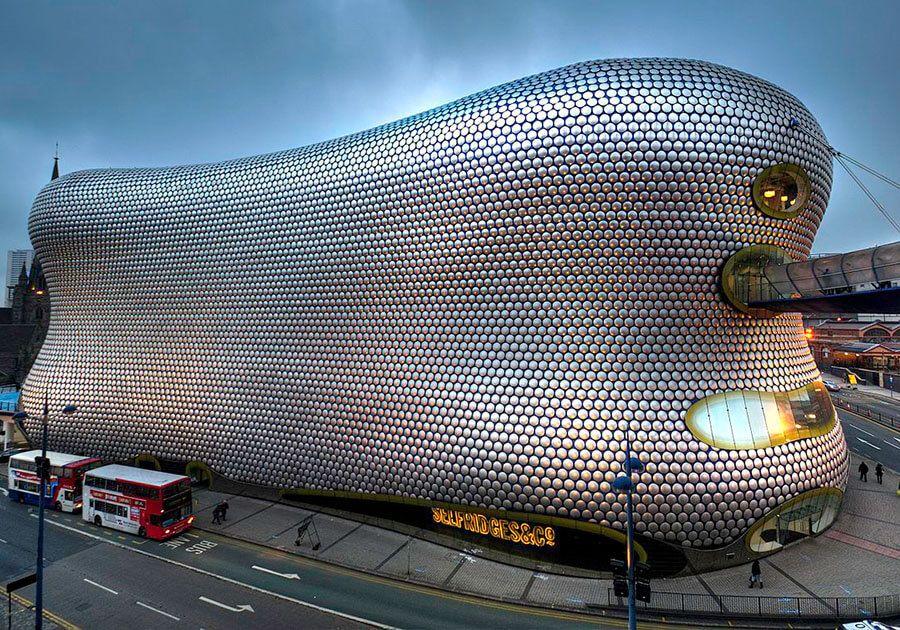 Почему стоит учиться в Бирмингеме: один из крупнейших культурно-промышленных городов Британии приглашает студентов. Фото - 8