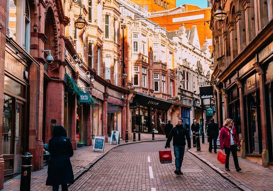 Почему стоит учиться в Бирмингеме: один из крупнейших культурно-промышленных городов Британии приглашает студентов. Фото - 9