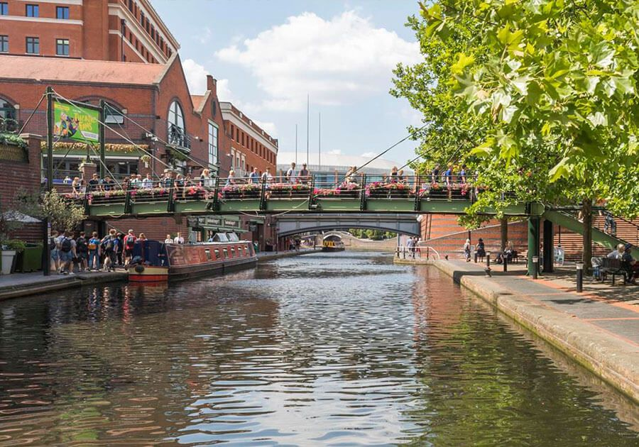 Почему стоит учиться в Бирмингеме: один из крупнейших культурно-промышленных городов Британии приглашает студентов. Фото - 10