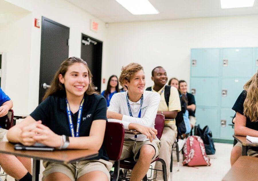 Престижные школы США выдают стипендии на обучение в старших классах клиентам DEC . Фото - 4
