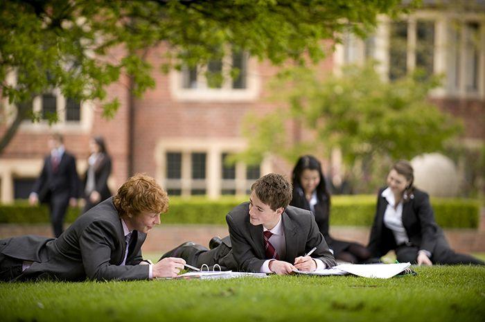 Подготовка к зарубежной частной школе. Фото - 8