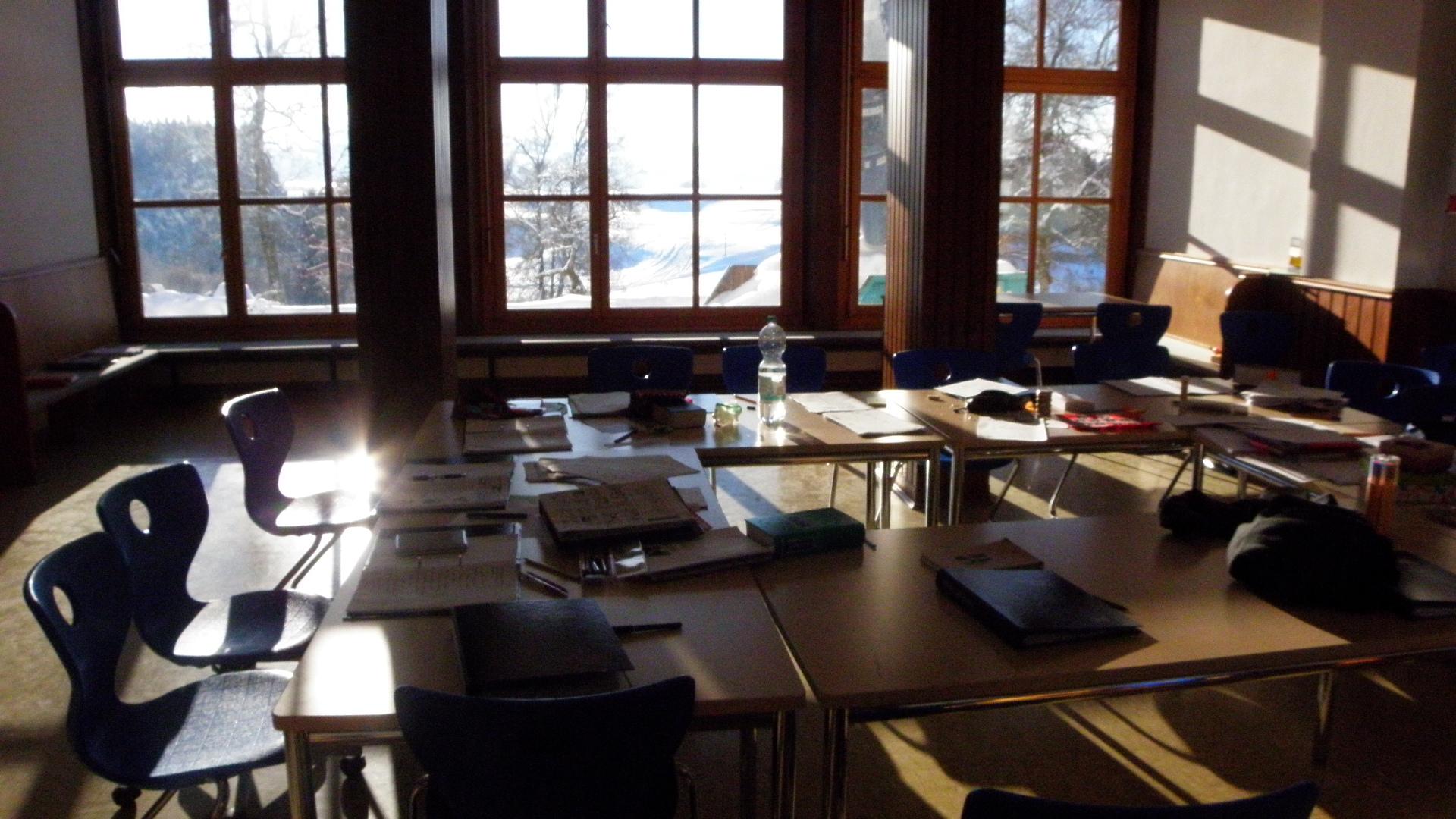 Дневник групповой поездки в Humboldt Institut, Lindenberg. Фото - 7
