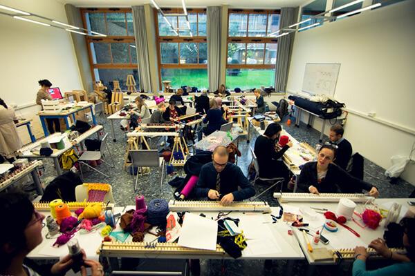 Обучение в Istituto Europeo di Design. Отзыв Жанны Шапоренко. Фото - 4