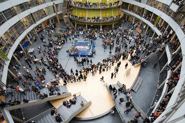 Обучение в The Hague University of Applied Sciences. Отзыв Натальи Фисталь. Фото - 7
