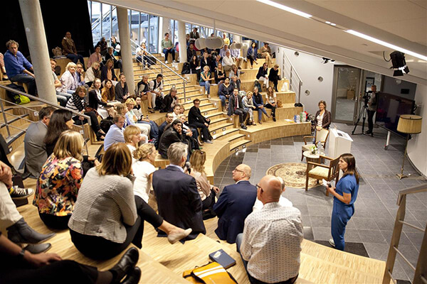 Обучение в The Hague University of Applied Sciences. Отзыв Натальи Фисталь. Фото - 8
