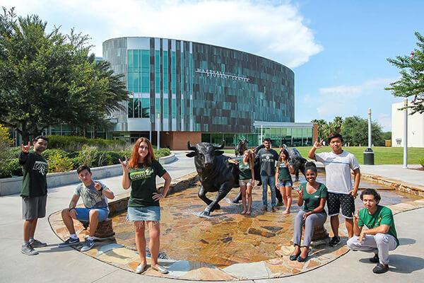 Обучение в University of South Florida. Отзыв Натальи Соломенцевой. Фото - 5