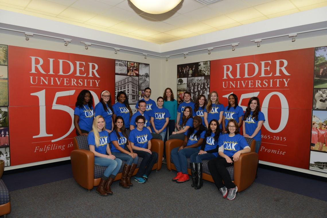 Обучение в Rider University (Kings Education). Отзыв Давида Фридмана. Фото - 5