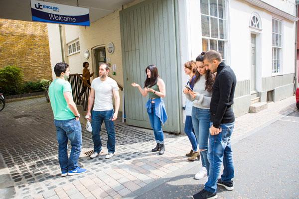 Мартовские встречи с представителями зарубежных школ и вузов. Фото - 10