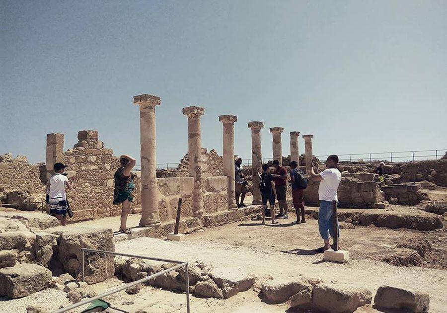 Обучение в English in Cyprus. Отзыв Ирины Куракиной. Фото - 14