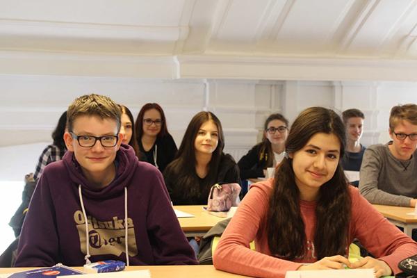 Обучение в Living Learning English. Отзыв Алины . Фото - 4