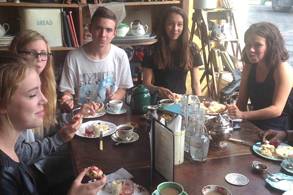 Обучение в Living Learning English. Отзыв Алины . Фото - 3